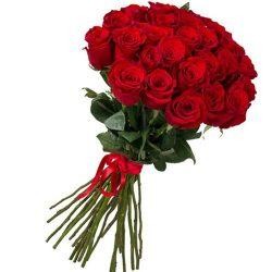 букет 25 импортных роз