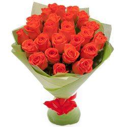 """товар 25 роз """"Вау"""""""
