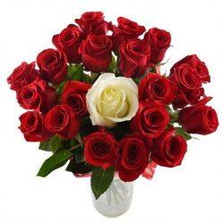 "Букет ""Принцесса"" 21 роза"