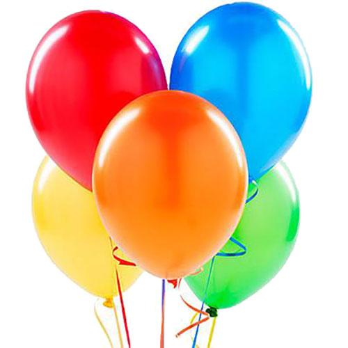 товар 5 воздушных шариков